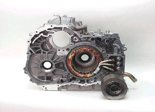 Hybrid Electric Vehicle Traction Motor